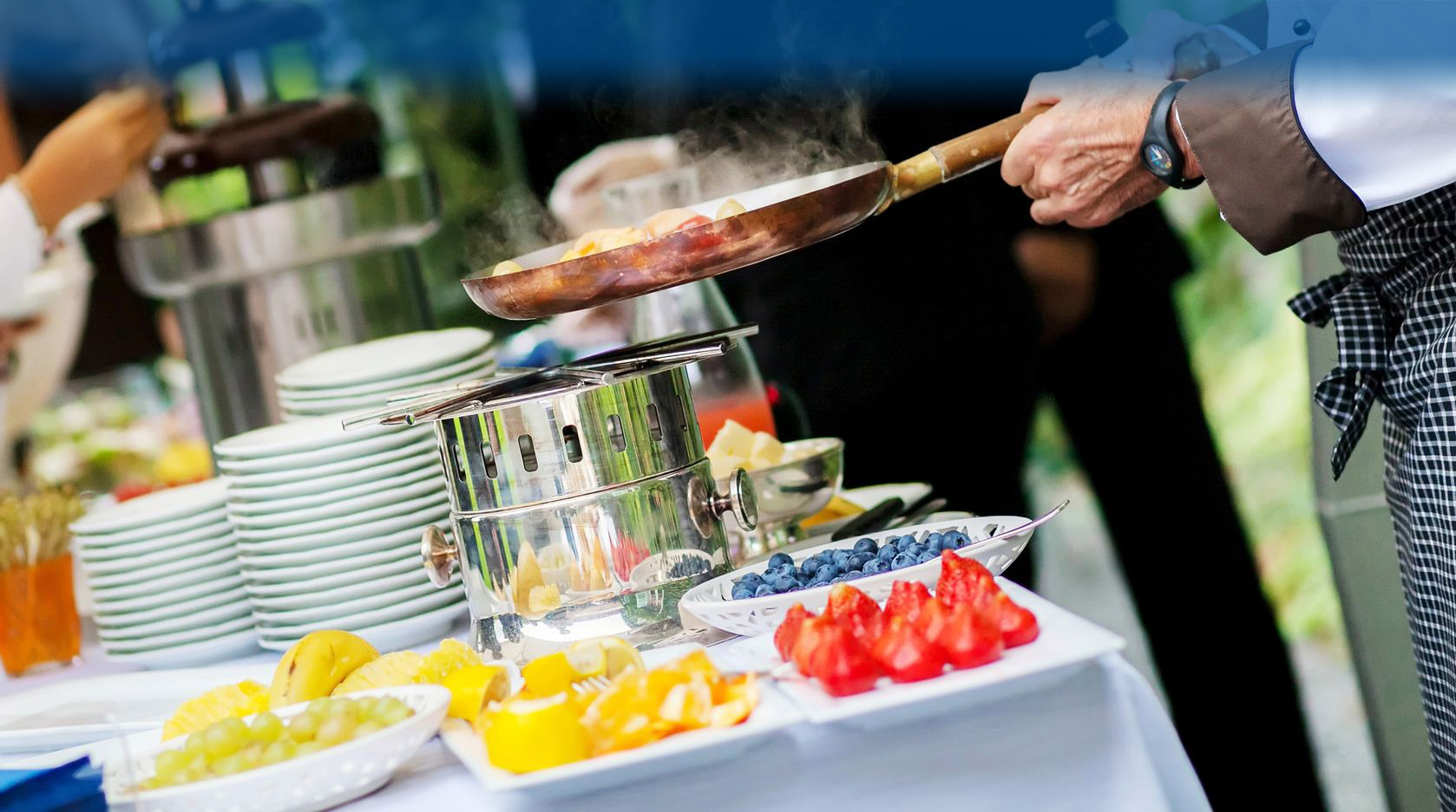 catering event chef